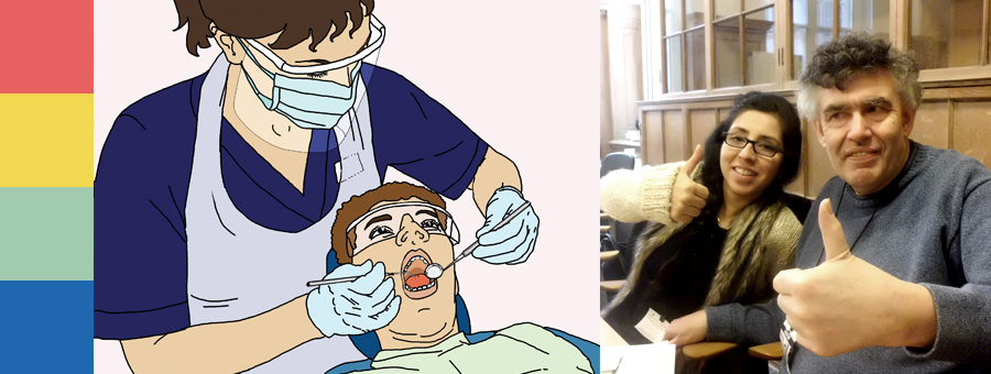 Going to the Dentist, illustrated by Beth Webb