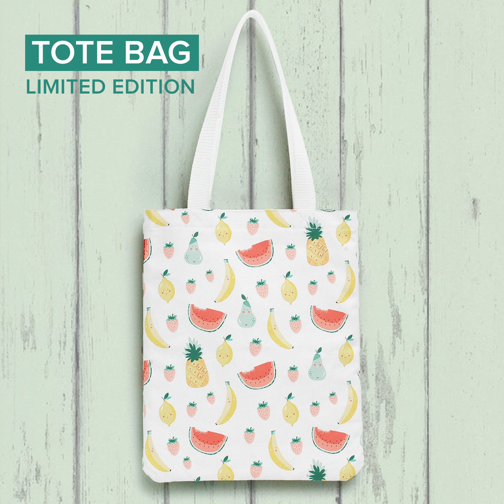 Summer Fruits Tote bag