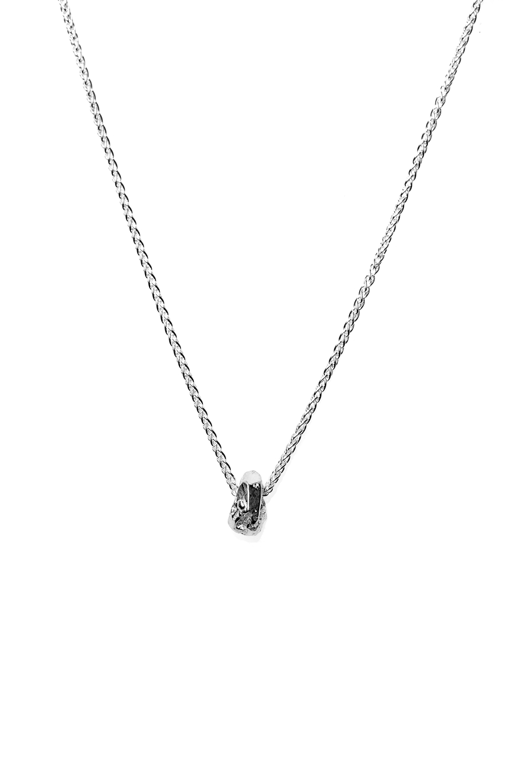 Petit Glacier Necklace