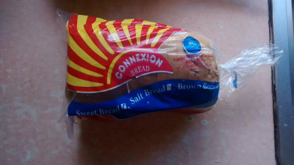 Relational ontology? Yes, in a loaf of bread,please.