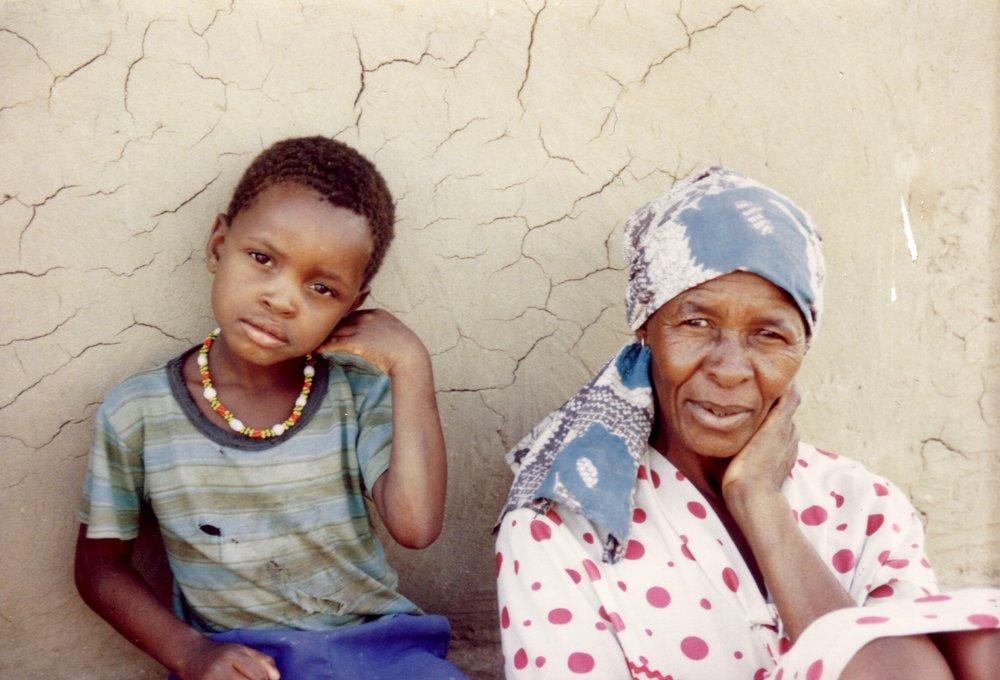 Helle-Valle 1990, Botswana