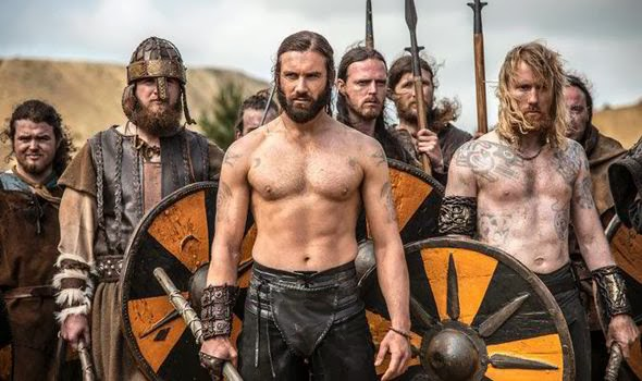 Rollo in season 2 of Vikings
