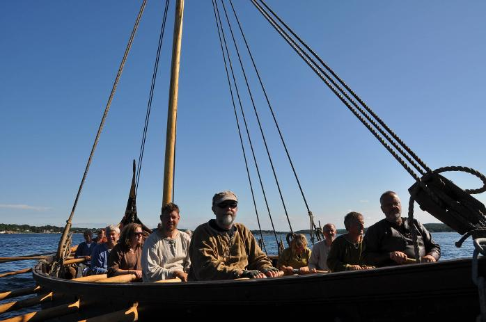 Saga Oseberg (Viking ship)