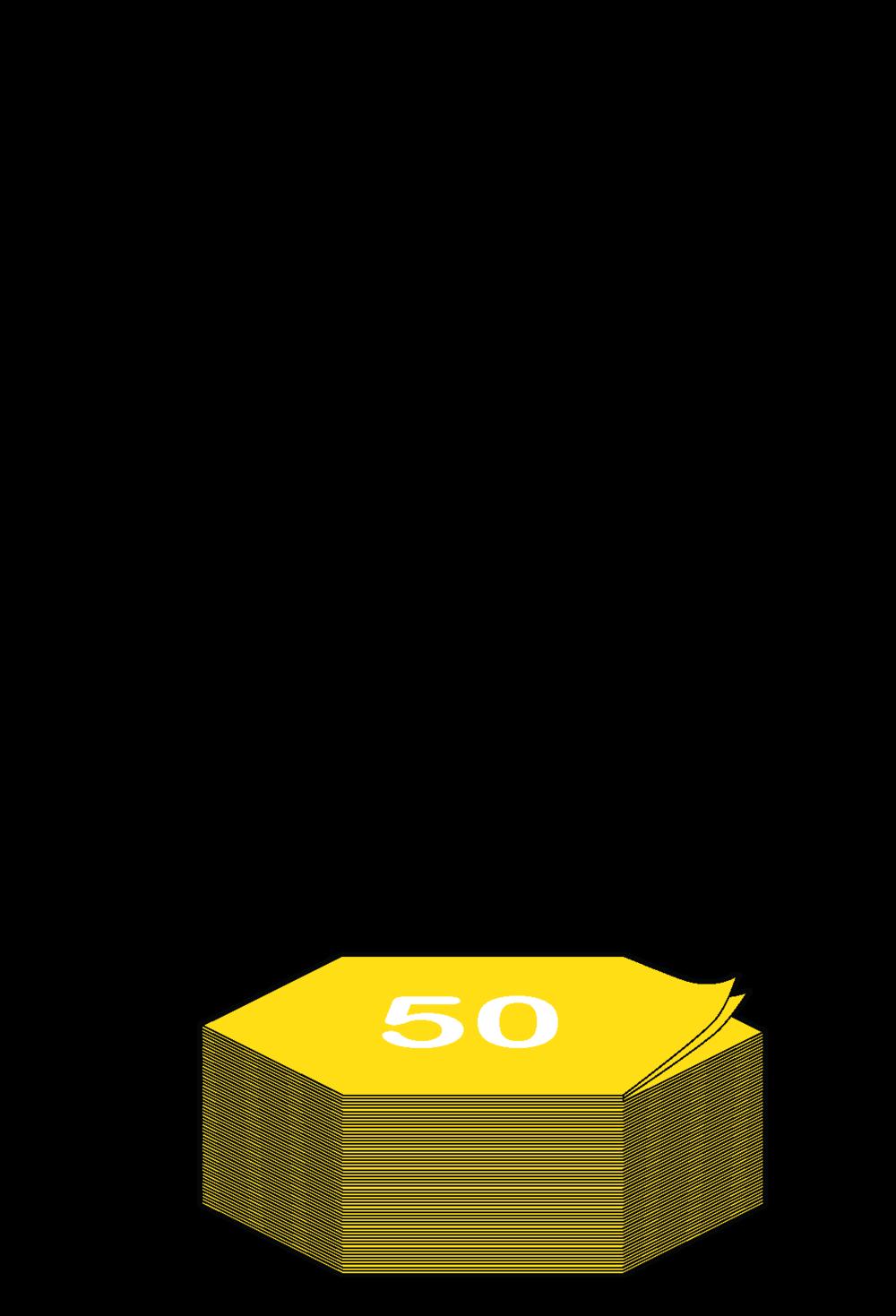 50-post its