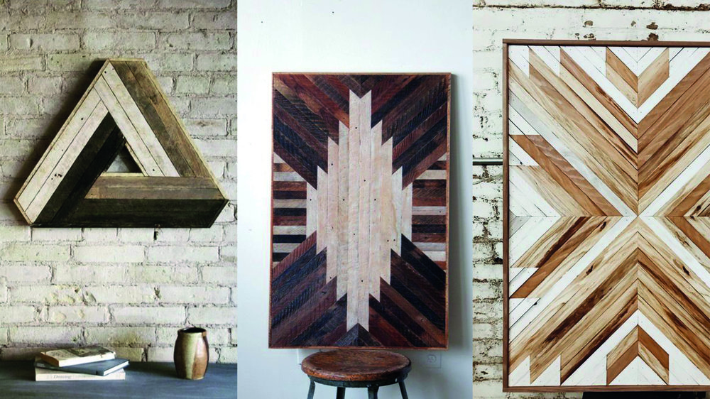 GEOMETRISCHE WALL-ART - WORKSHOP