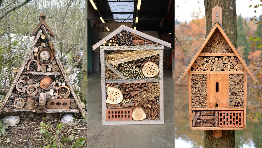 Bouw een bijenhotel - WORKSHOP