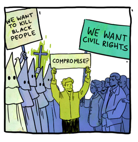 Art by Kasia Babis (https://thenib.com/centrist-history?id=kasia-babis&t=author