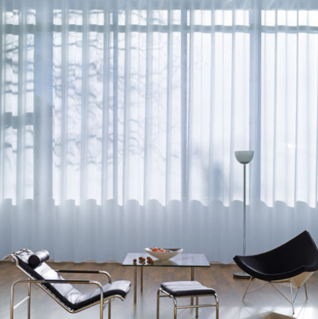 Silent Gliss Wave Curtain