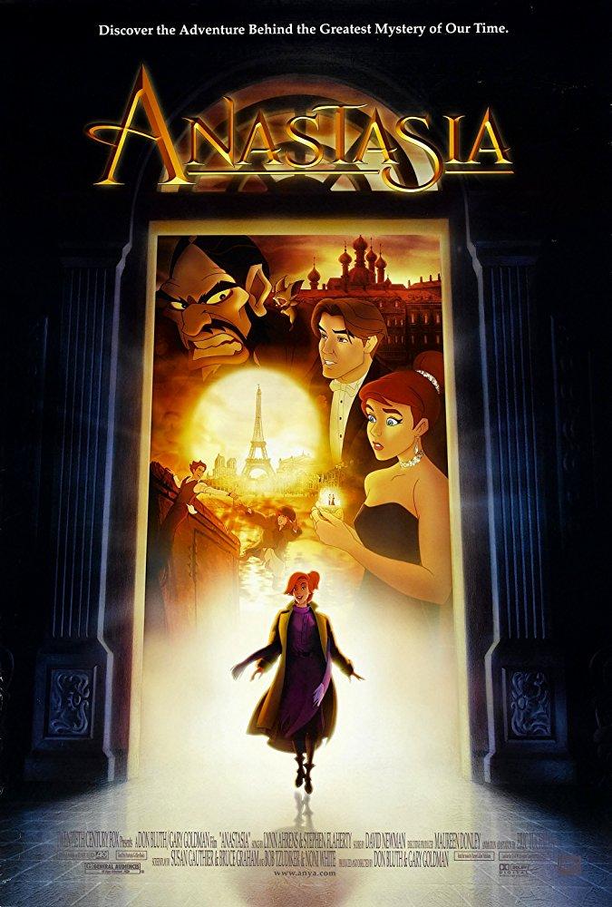Disney's Anastasia