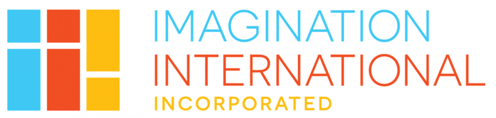 """Thanks to Imagination International for their incredible support in publishing """"In Danger""""!    Learn more about Imagination International"""