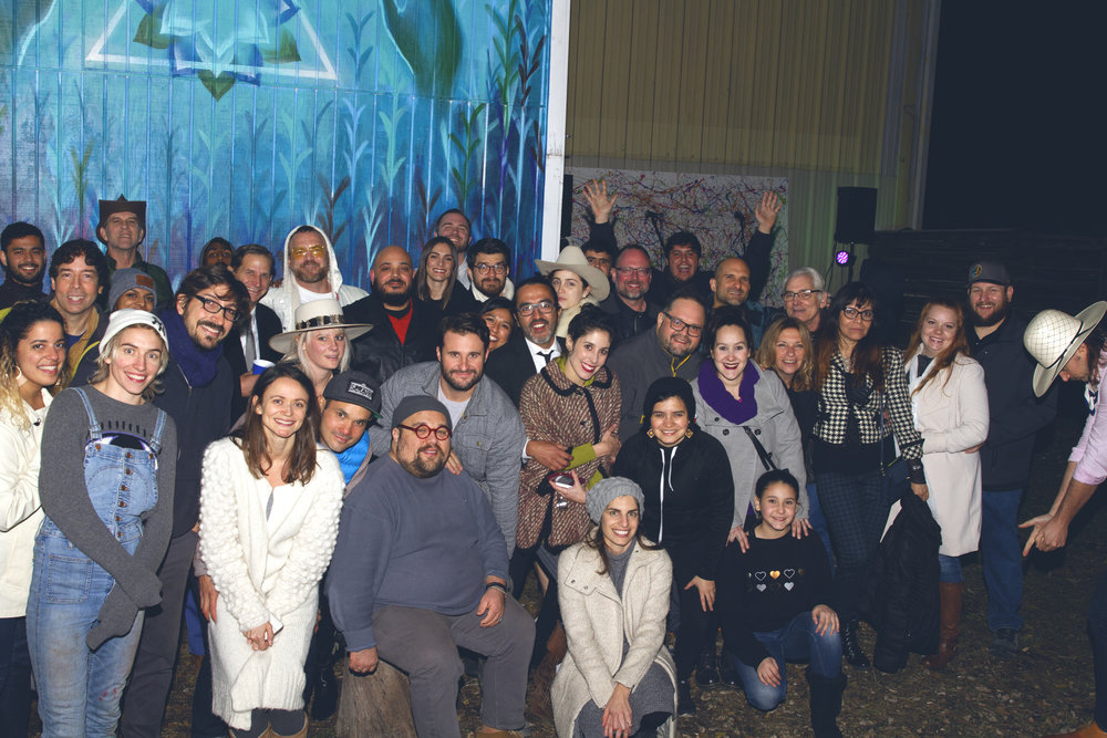EAST 2018: Group Photo