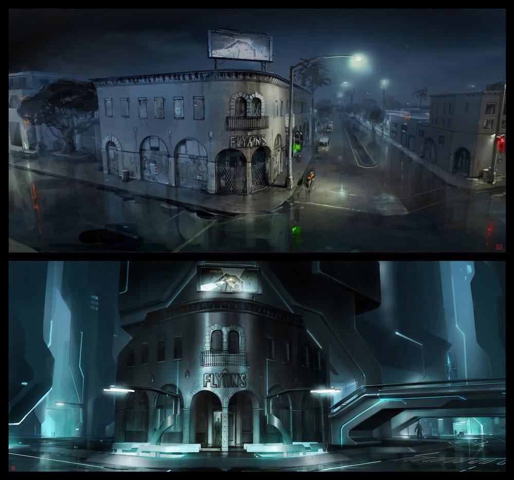"""Tron: Legacy """"Flynn's Arcade"""""""