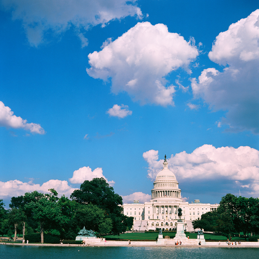 U. S. Capitol, 2012
