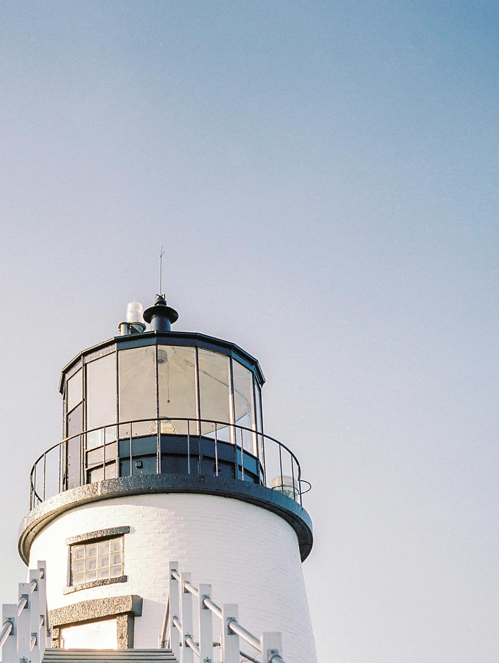 Owl's Head Lighthouse, ME, 2013