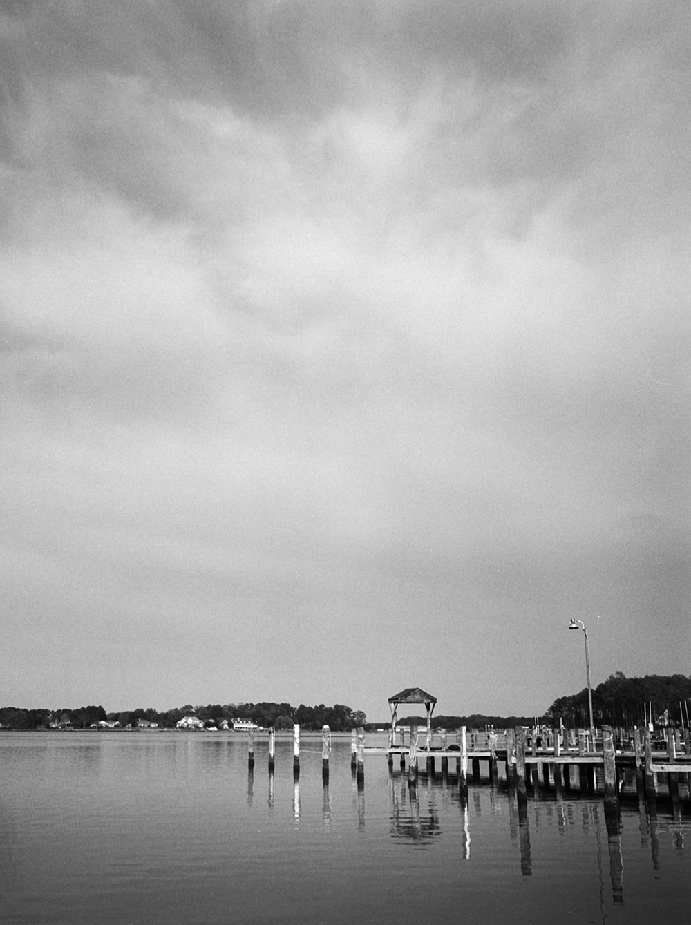 Little Wicomico Triptych, part 1