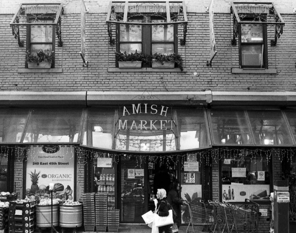 Amish Market, New York, NY, 2014