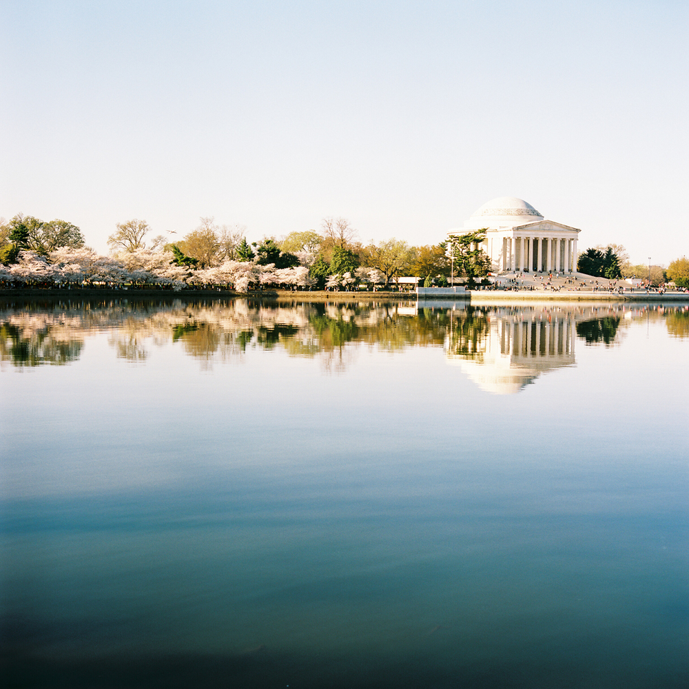 Thomas Jefferson Memorial, 2015 #2