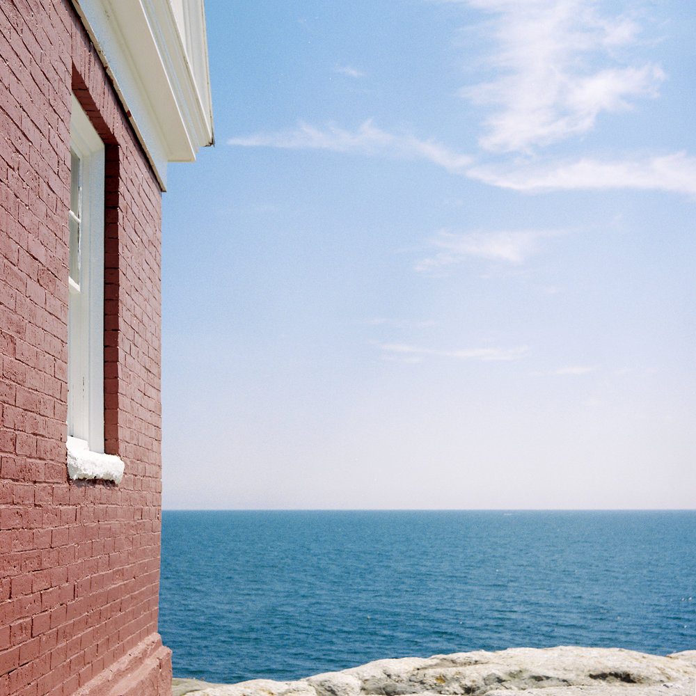Sea View, Pemaquid Point, ME, 2013