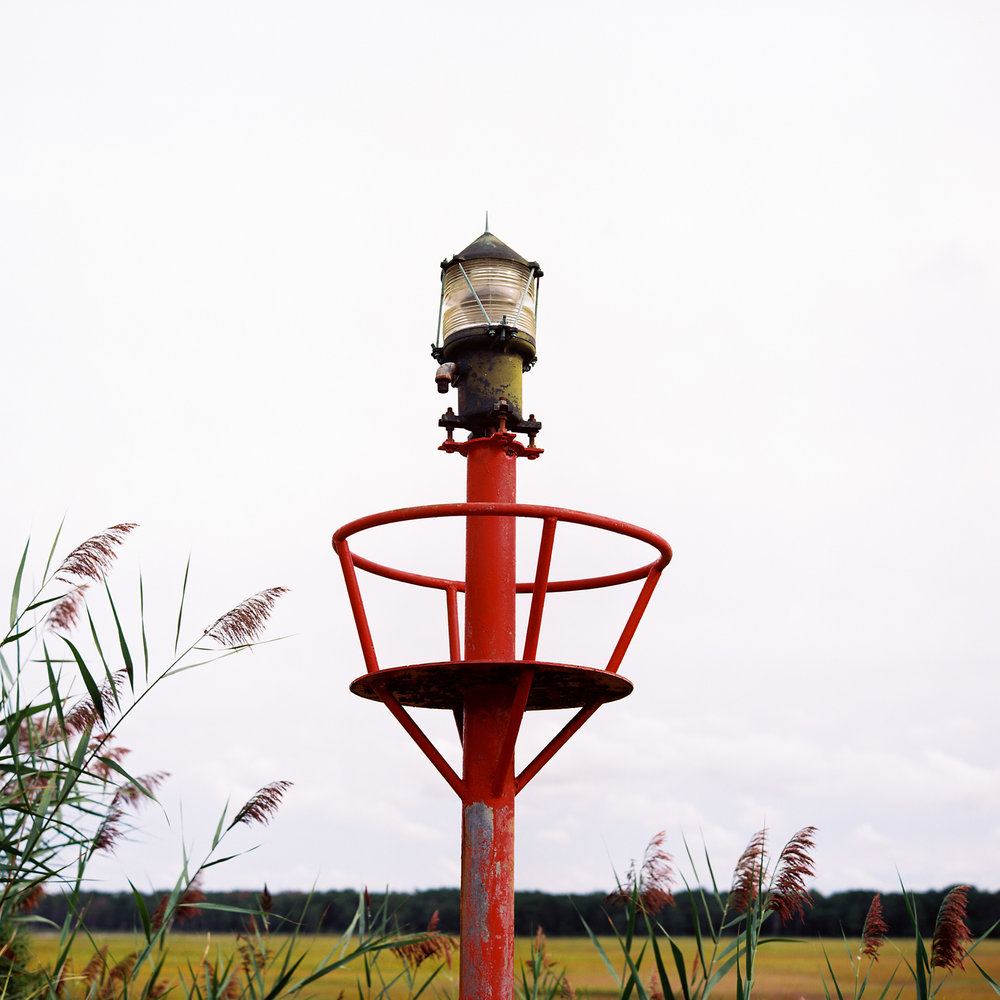 Light Pole, Chincoteague, VA, 2016