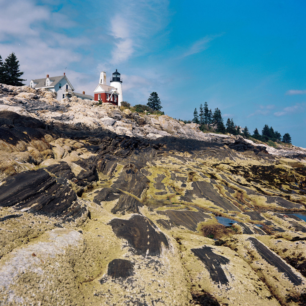 Lighthouse, Pemaquid Point, ME, 2013