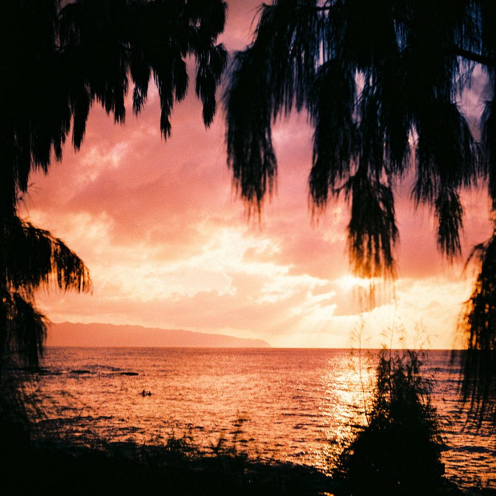 Sunset Beach, Oahu, HI, 2013