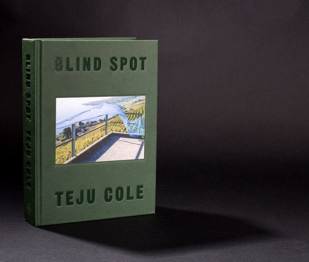 Teju Cole,  Blind Spot , Penguin Random House, 2017