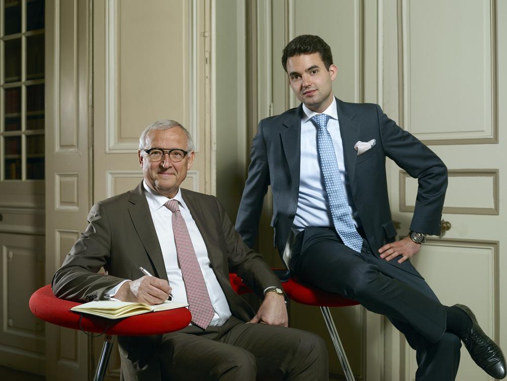 Jo Hageman & Roeland Verhamme (zaakvoerders & initiatiefnemers)