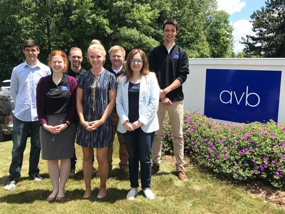 AVB Summer Interns