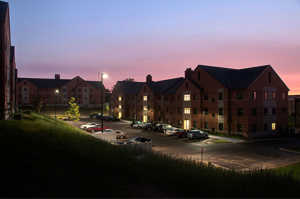 AVB completed WMU's LEED Certified Western View Apartments in 2013 .