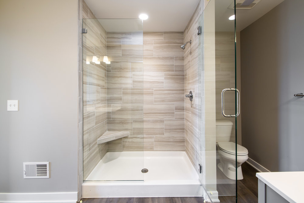 Owners' shower
