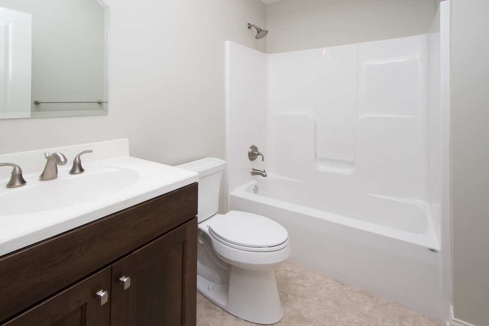 Stock photo: not meant to represent the specific features and finishes of this home.