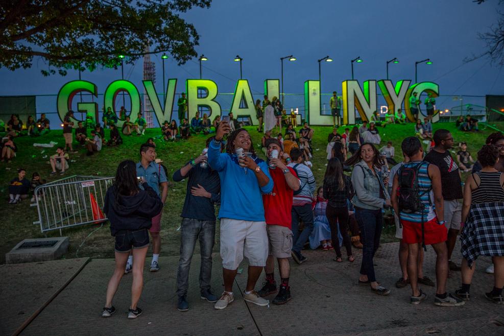 Gov Ball 2015 Fans