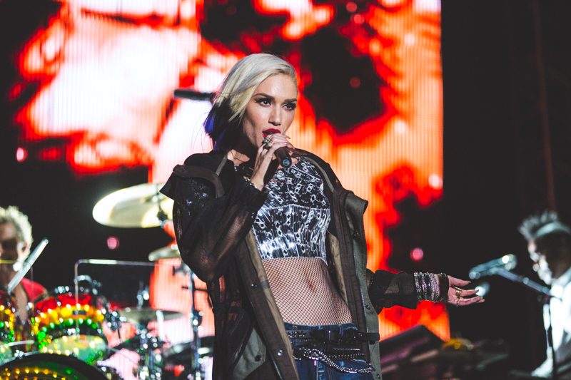 No Doubt, Riot Fest Chicago 2015