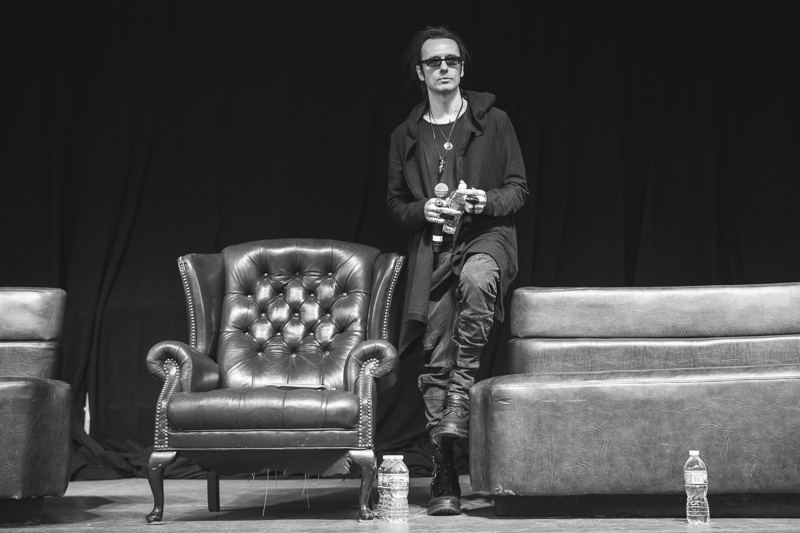 Damien Echols-West Memphis Three Panel