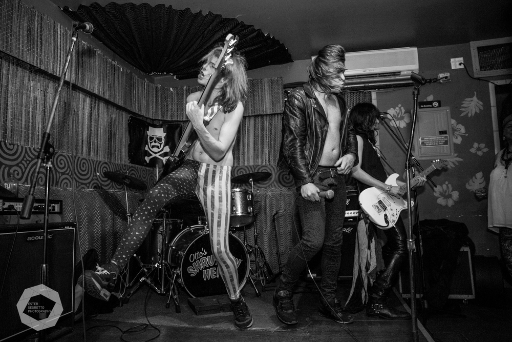 Pink Cigar, Otto's Shrunken Head 29 Nov 2015