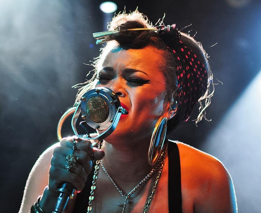 Andra Day by Emily Tan