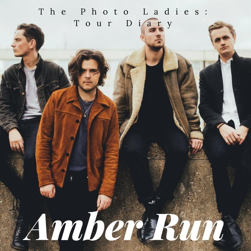 Amber Run Tour Diary