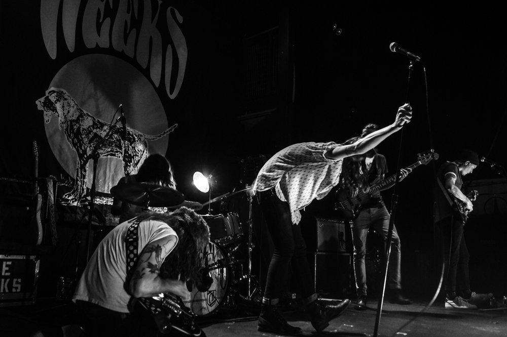 The Weeks | Brooklyn - Photo by:  Stefanie Dabs