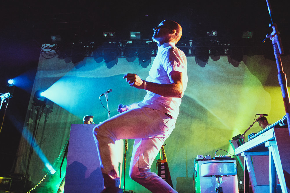 MUTEMATH | Brooklyn, NY - Photo by:  Em Grey