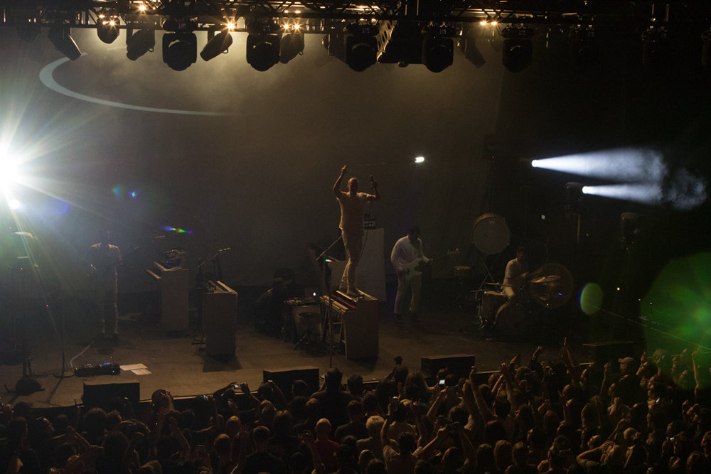 MUTEMATH | Brooklyn, NY - Photo by:  Lesley Keller