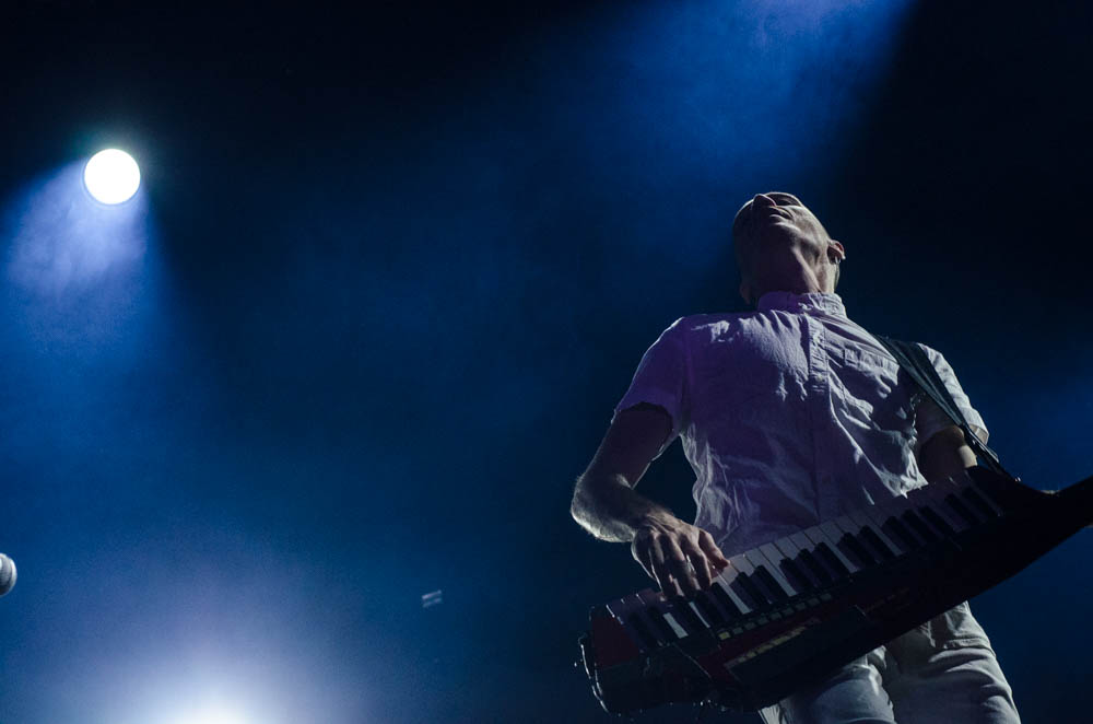 MUTEMATH | Philadelphia, PA - Photo by:  Carolyn Lederach