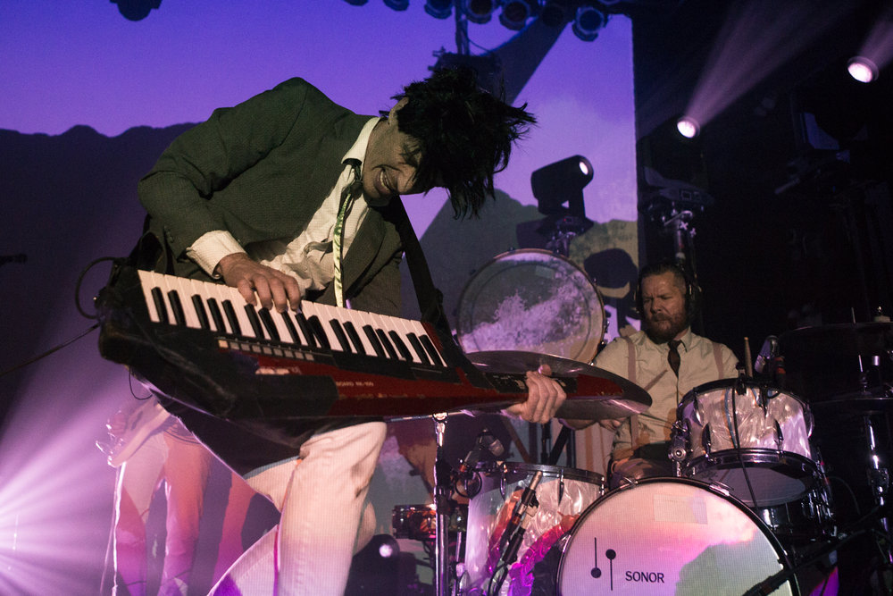 MUTEMATH | Chicago, IL - Photo by:  Cindi Jean