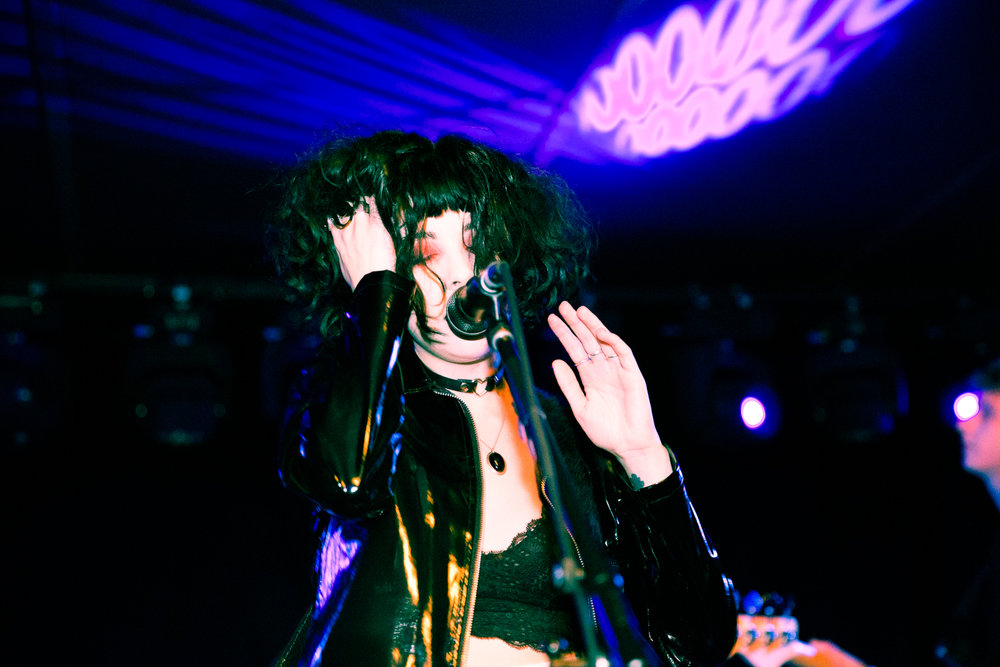 Pale Waves | New York, NY - Photo by:  Ester Segretto