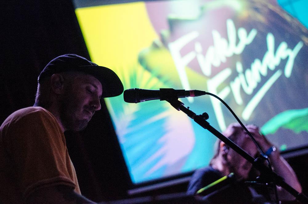 Fickle Friends | Philadelphia - Photo by:  Carolyn Lederach