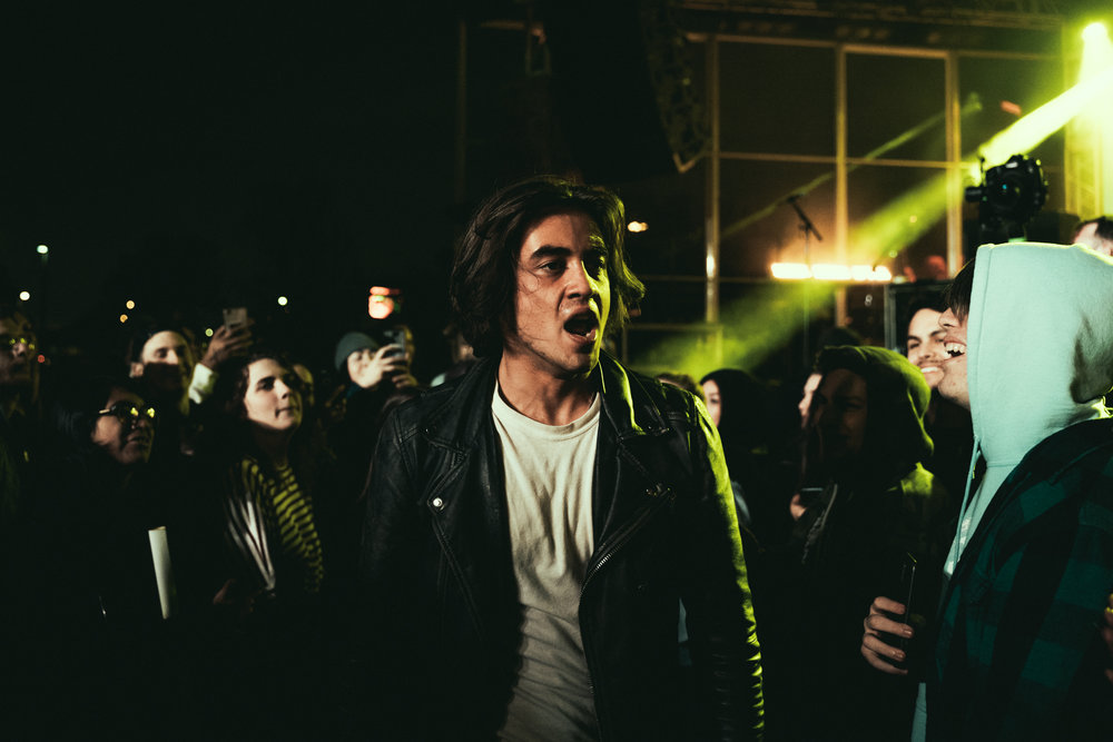 The Faim | Dallas - Photo by:  Bridget Craig