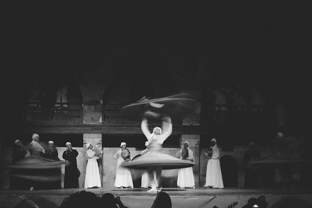 Dervishes of Cairo