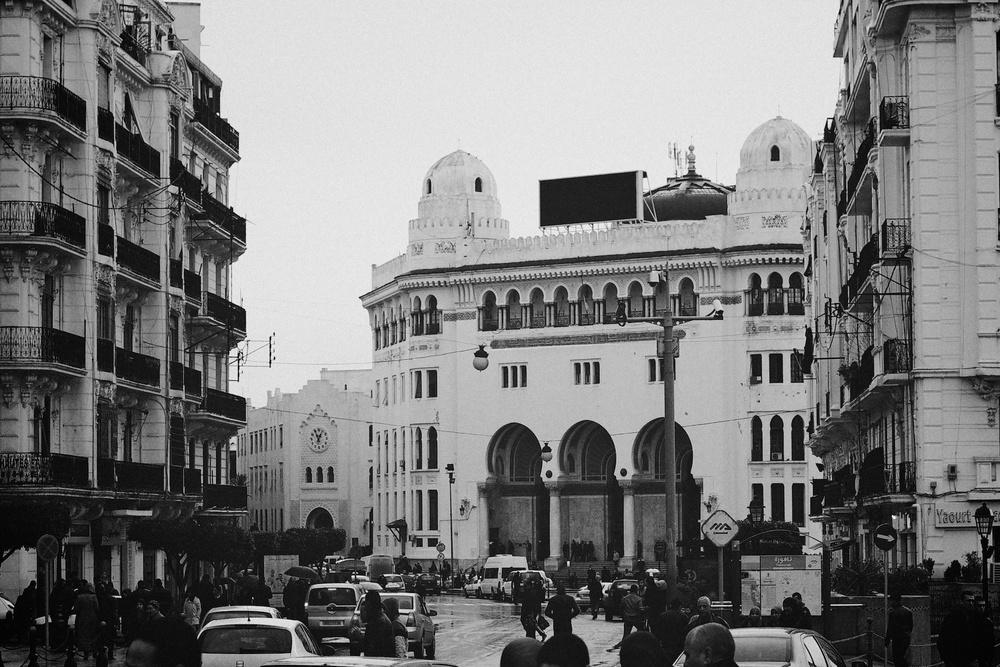 Algiers Grande Poste