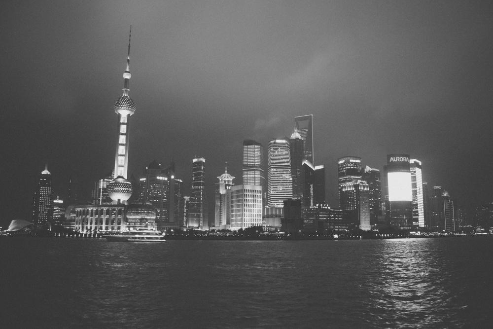Dizzying Pudong
