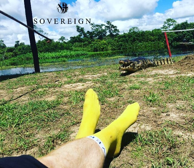 Not one bit scared. #southamerica  #alligator #brave #dope #sovereignsocks #sockitup #socks #streetwear #streetstyle #swag #fresh #fashion #mensclothing #mensunderwear #mensfashion #streetfashion #menswear #sneakers #sneakerhead #skatewear #skateboarding #skatelife #surfing #basketball #instadaily #instagood #photooftheday #like #colors #fun