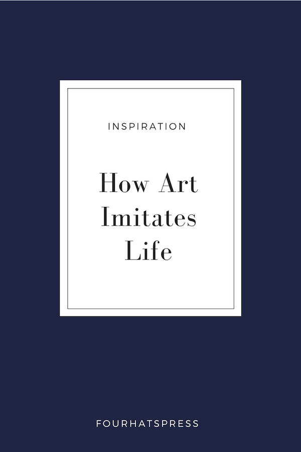 art imitates life life imitates art essay View essay - english 102 - cameleon essay from english 102 at new mexico life imitating art university of new mexico professor adam english 102 section 042 over the years, art has escalated from.